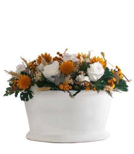 Centro Flores Secas