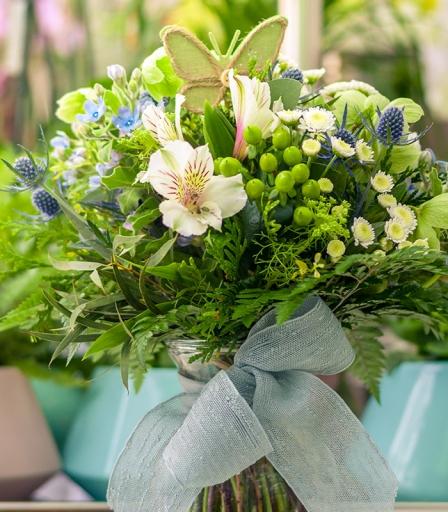 Flores cada mes