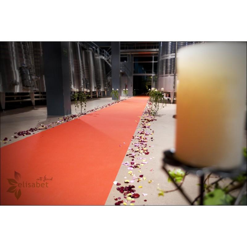 Decoraci n flores para tu boda - Decoracion bodega ...