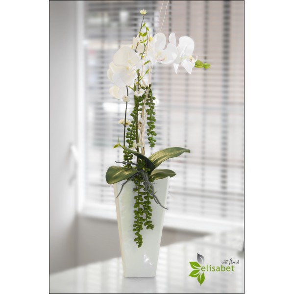 Decoraci n casa hogar online for Orquideas artificiales