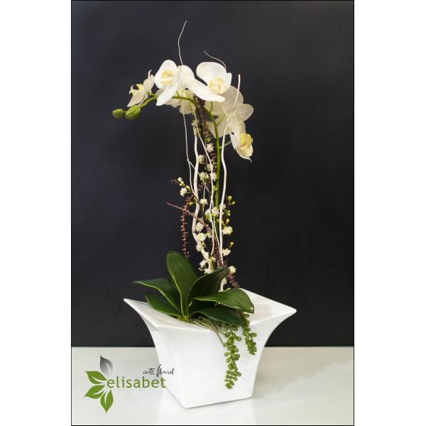 Centro artificial perfume - Arreglos florales artificiales para casa ...
