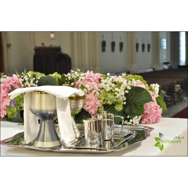 Decoraci n flores boda con hortensias - Decoracion con hortensias ...