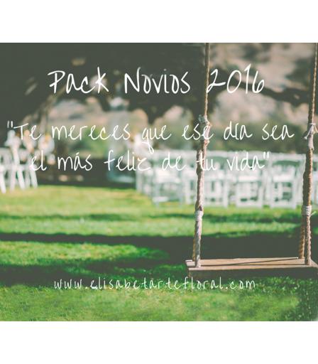 Pack Novios 2016