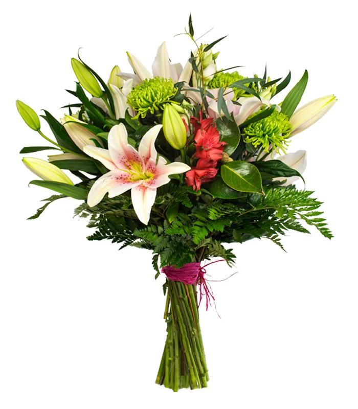 Enviar flores a domicilio - Ramos de flores bonitos ...