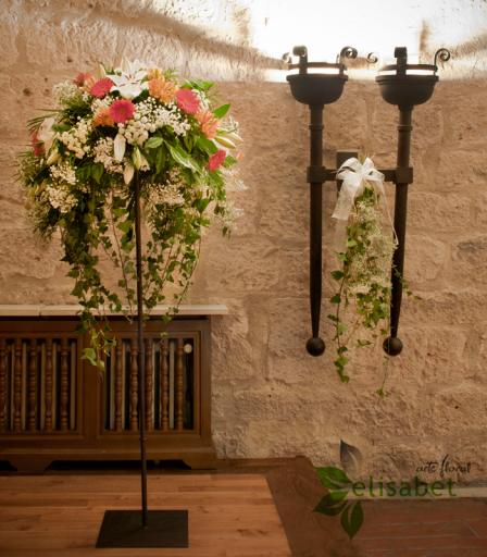 Decoraci n para bodas en valladolid florister a en - Decoracion ceremonia civil ...