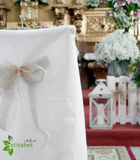 Decoraci n para bodas en valladolid florister a en - Decoracion en valladolid ...