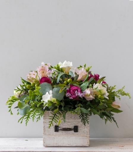 Cajón de Flores