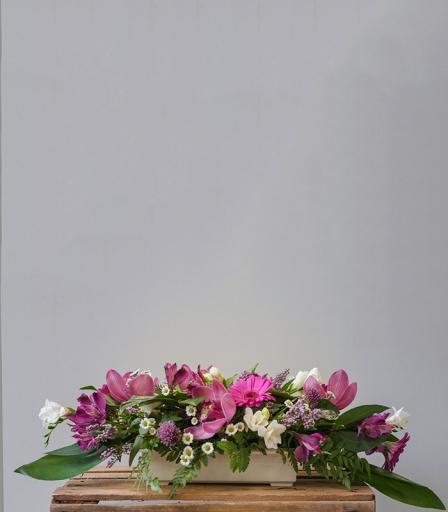 Centro funerario jardinera